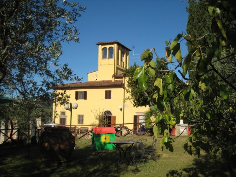 Villa Guarnaschelli Firenze