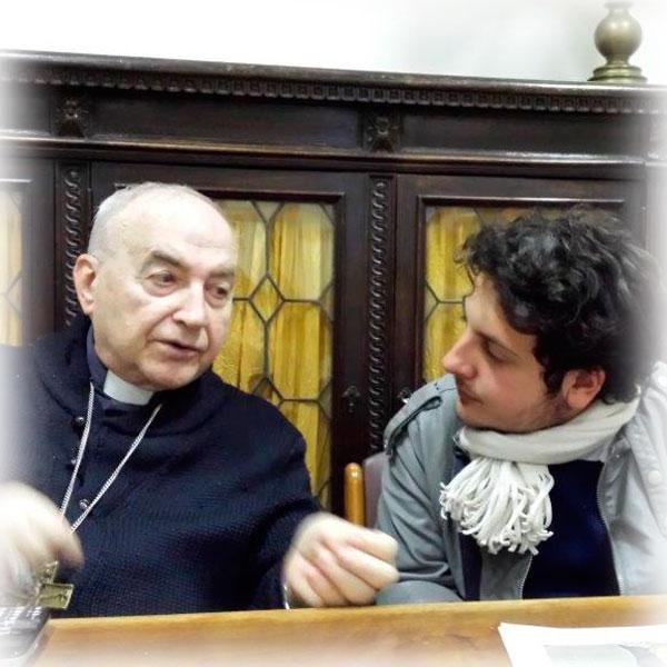 """Monsignor Gemma: """"Il dolore è scuola di vita"""""""