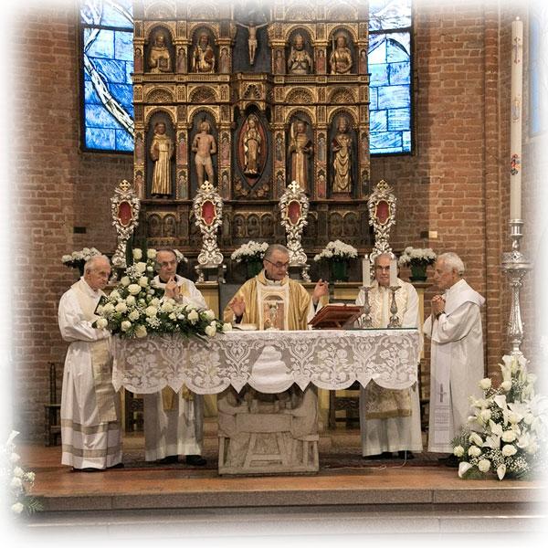 Borgonovo – Commemorazione del 75° anniversario della morte di San Luigi Orione