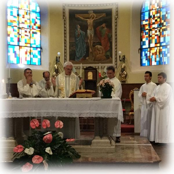Tortona – 3° giorno Triduo Madonna del Carmine