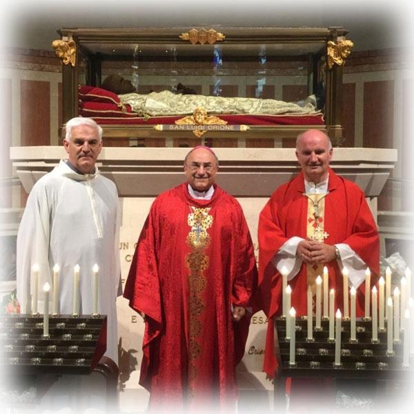 Tortona – Pellegrinaggio Unitalsi diocesi Vittorio Veneto