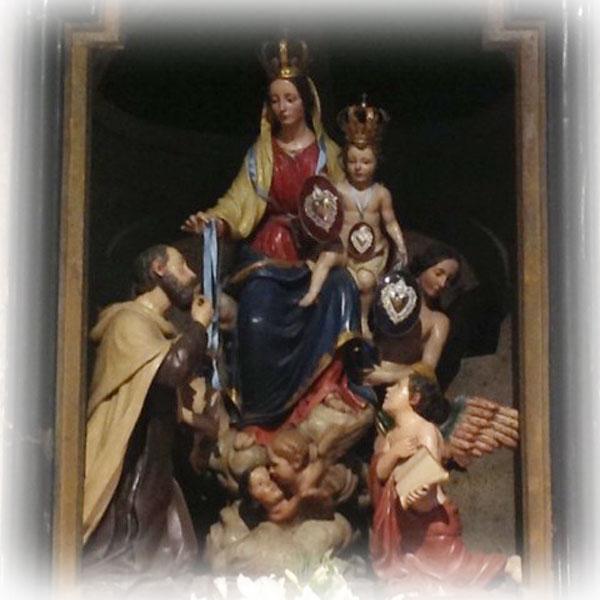 Il regalo della Madonna del Carmine