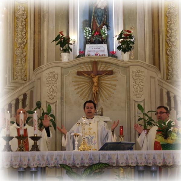 GENOVA: Festa di Maria fonte della gioia