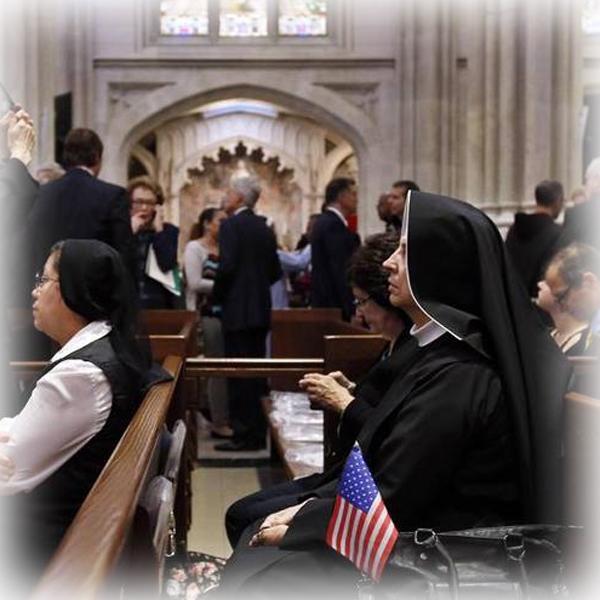 L'elogio del Papa alle suore statunitensi