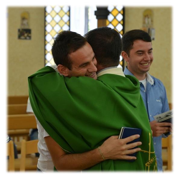 ROMA Monte Mario – Ammissione al noviziato