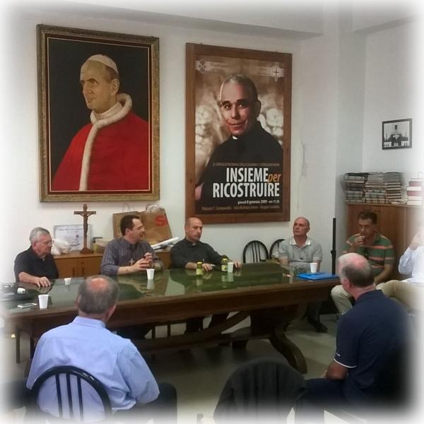 Messina, Reggio Calabria – Visita e Incontro del Consiglio provinciale