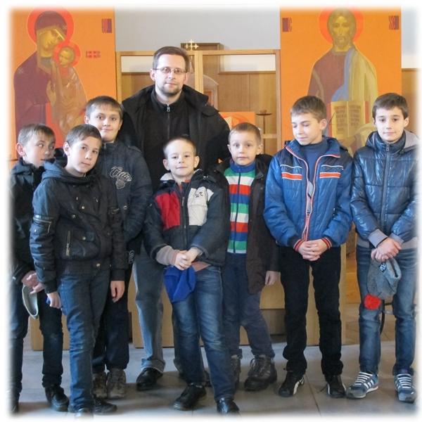 Ucraina – Giornata dei ministranti a Lviv