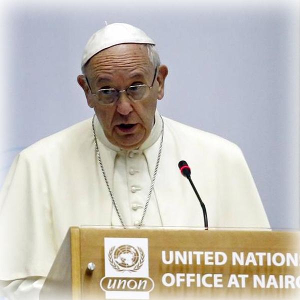 Il Papa anticipa il COP21
