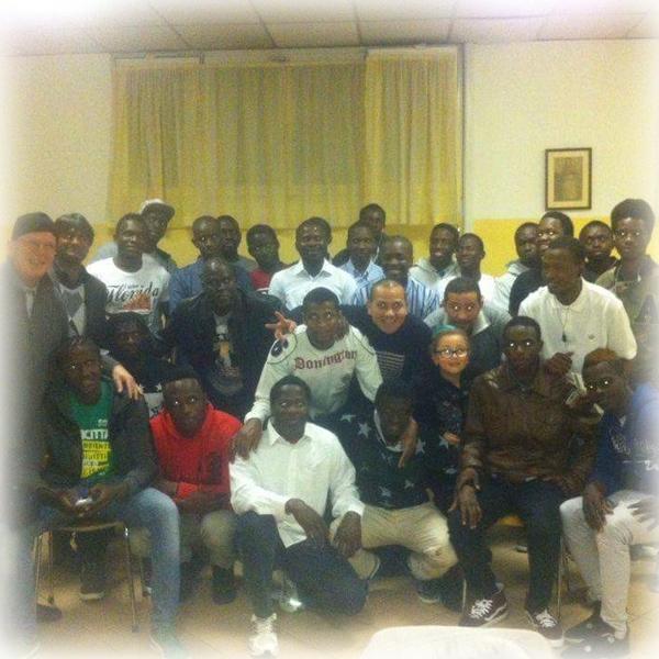 Seregno – Cena Africana