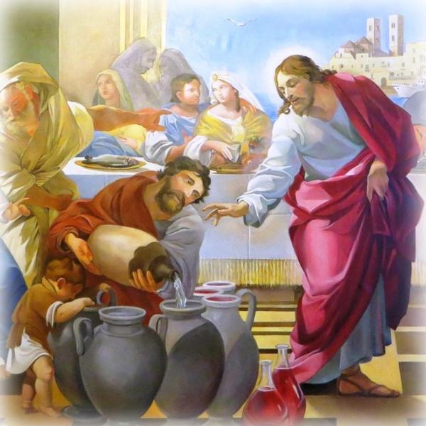 Guidati dalle parole della Vergine Maria: «Fate quello che vi dirà»!