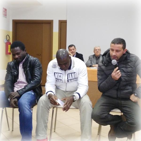 Seregno – Ci siamo anche NOI, Giornata del Migrante e del Rifugiato Politico