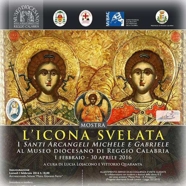 Reggio Calabria – L'icona dell'Opera Antoniana delle Calabrie esposta al pubblico per la prima volta