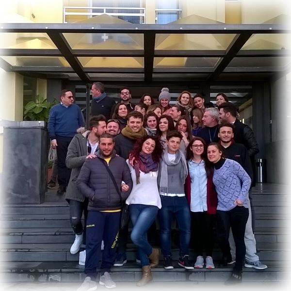 Ercolano – Incontro giovani servizio civile