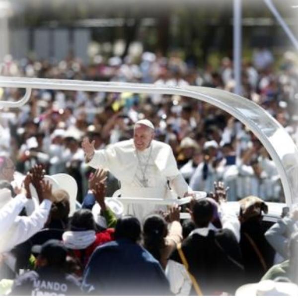 Papa Francesco sulla Misericordia