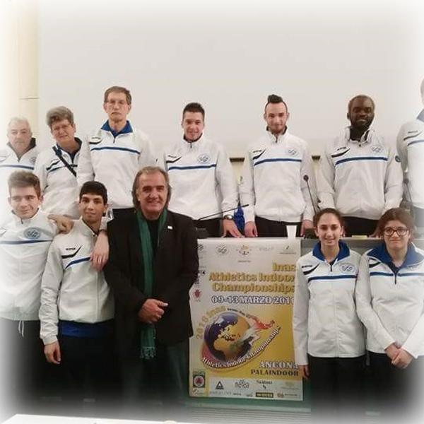 Ancona – Campionati del Mondo INAS di atletica leggera DIR