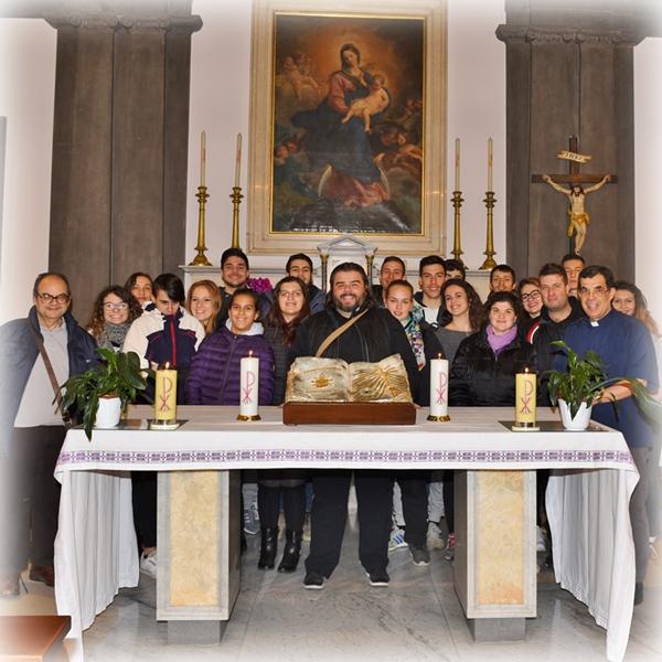 Roma – Le Reliquie di Giovanni Paolo II ad Ognissanti