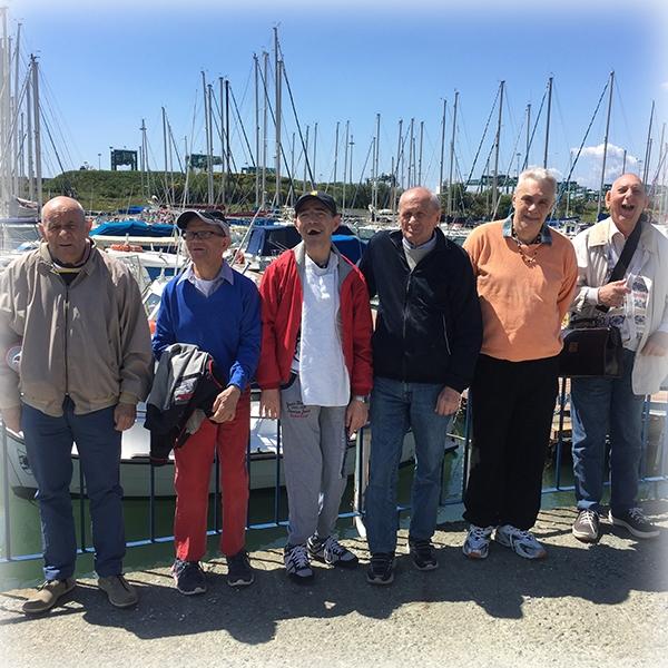Genova – Una gita in barca a vela per i ragazzi di Camaldoli