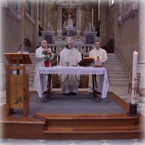 Genova – I ragazzi di Camaldoli, Paverano, Castagna e Bogliasco in pellegrinaggio alla Madonna del Monte