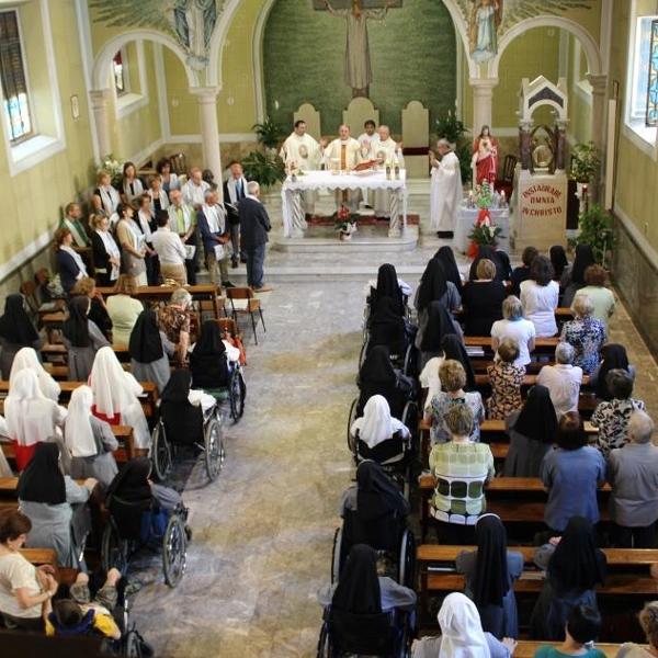 Tortona – Festa del Sacro Cuore e del Grazie alla casa madre delle PSMC