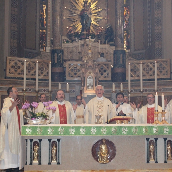 Tortona – 30° di ordinazione sacerdotale di Don Renzo Vanoi