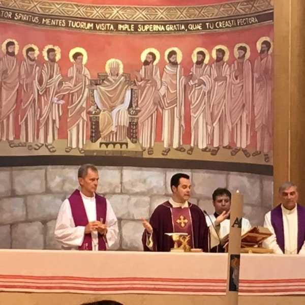 Lissone – Celebrato il Funerale della mamma del Provinciale Don Aurelio Fusi