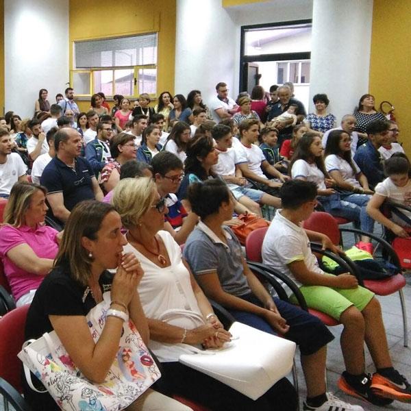 Savignano Irpino – Conclusione Summer Camp