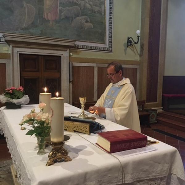Tortona – Triduo alla Madonna del Carmine – 1° giorno