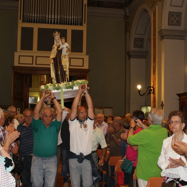 Tortona – La Festa alla Madonna del Carmine