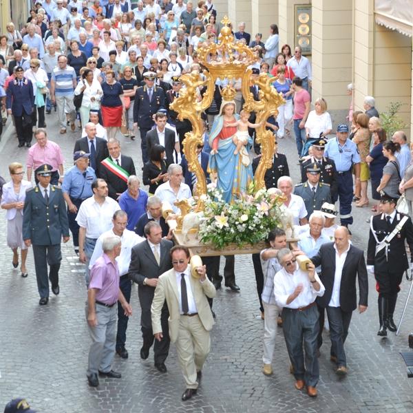 Tortona – Solenne Festa Madonna della Guardia