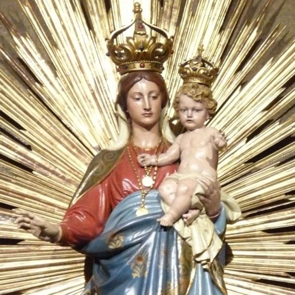 Tortona – Inizio della Novena alla Madonna della Guardia