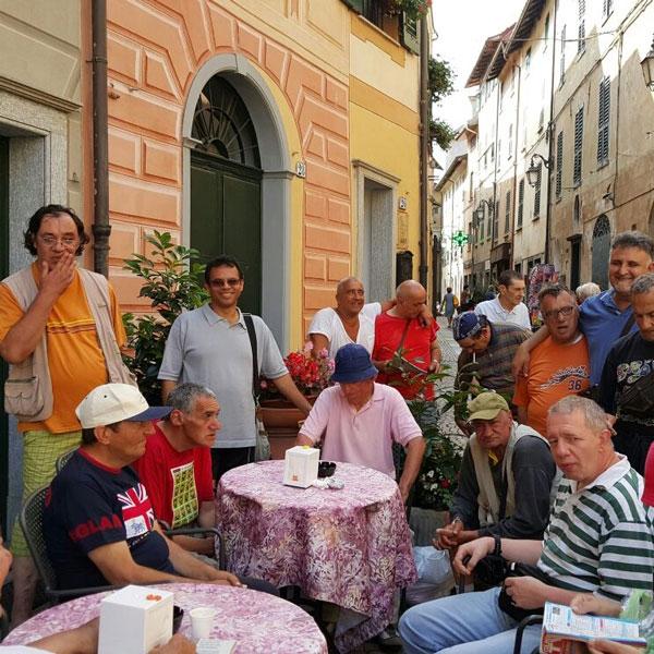 Genova – I ragazzi di Camaldoli in vacanza a Sassello