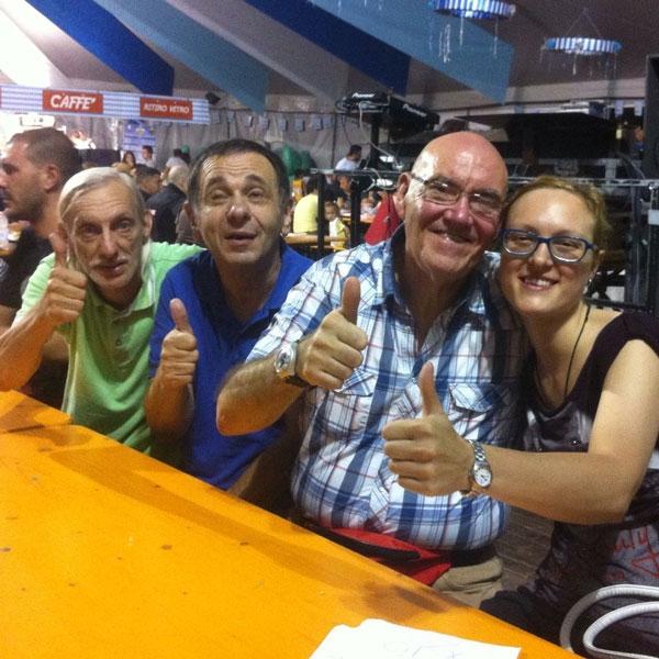 Seregno – I ragazzi del Centro Don Orione all'Oktoberfest