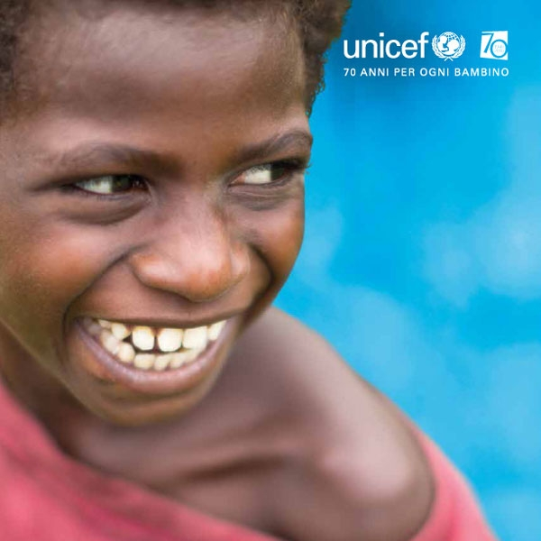 La condizione dell'infanzia nel mondo – Rapporto Unicef 2016