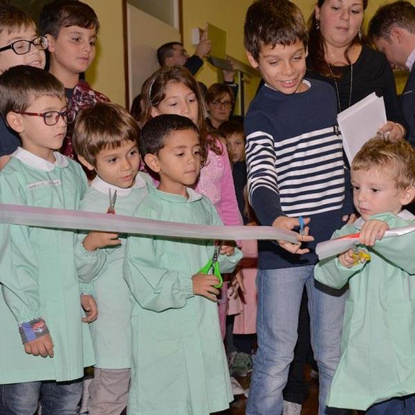 """Tortona – Scuola materna """"Sacro Cuore"""" apertura anno del Centenario"""