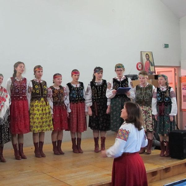 Ucraina – Inizio dei festeggiamenti a L'Viv per i 15 anni di presenza orionina