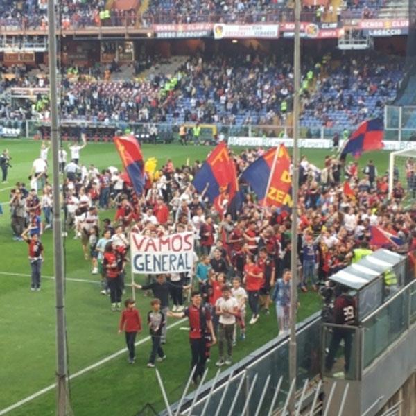 Genova – Camaldoli e il progetto Stadio