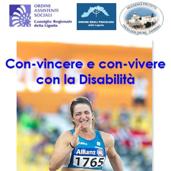 Sanremo – Con-vincere e con-vivere con la Disabilità