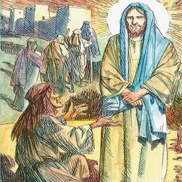 Chi ti segue, Signore, avrà la luce della vita