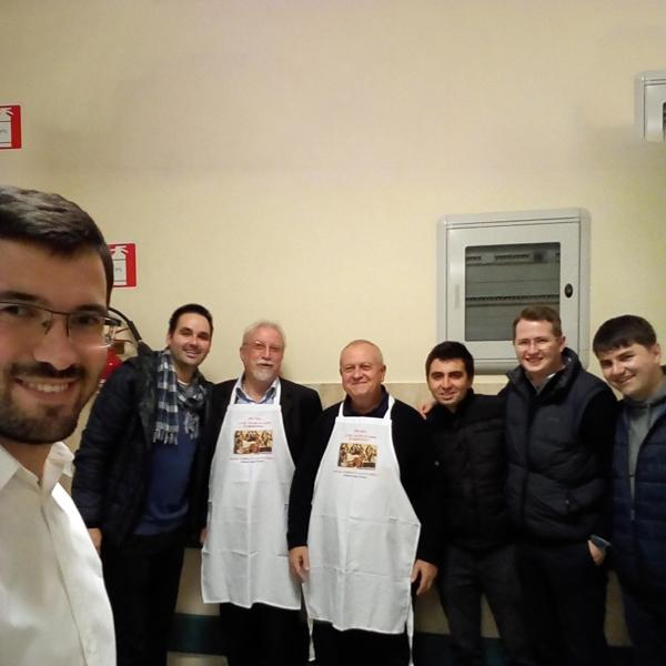Roma – Visita a sorpresa