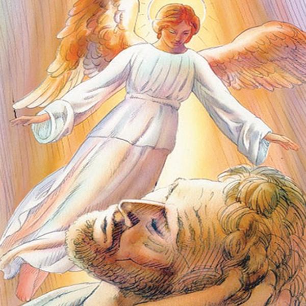 Attendiamo il Natale con Maria e Giuseppe
