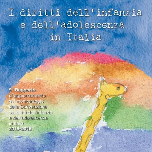 9° Rapporto di aggiornamento sul monitoraggio della Convenzione sui diritti dell'infanzia e dell'adolescenza in Italia