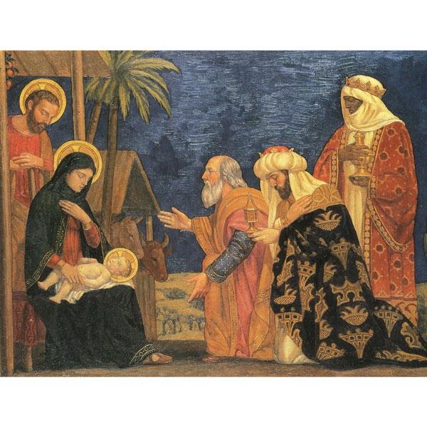 Cristo si rivela ai popoli