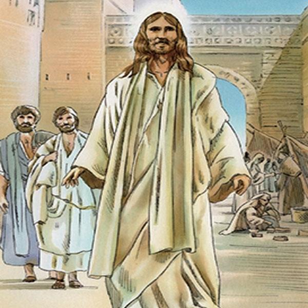 """""""Convertitevi! Il regno di Dio è vicino."""""""