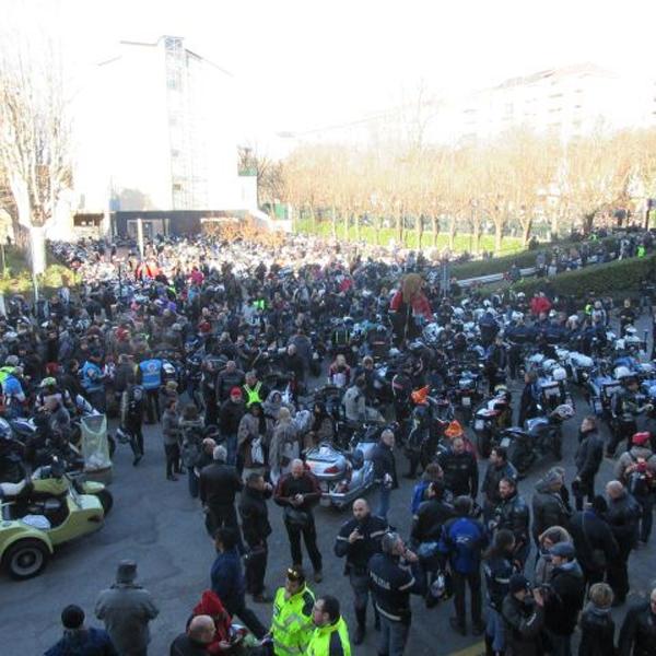 Milano – 50^ Befana Motociclistica