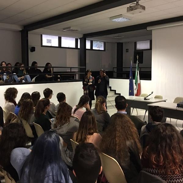 Genova – Il mondo del Paverano visto dai ragazzi del liceo Mazzini