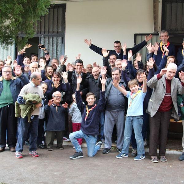 Genova – Pranzo dell'amicizia al Villaggio della Carità di Camaldoli