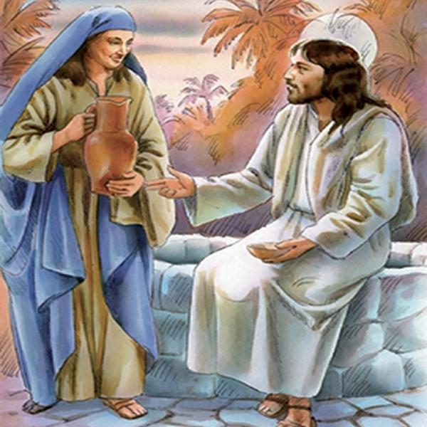 III Domenica di Quaresima – Cristo ci dà l'acqua viva che soddisfa la nostra sete
