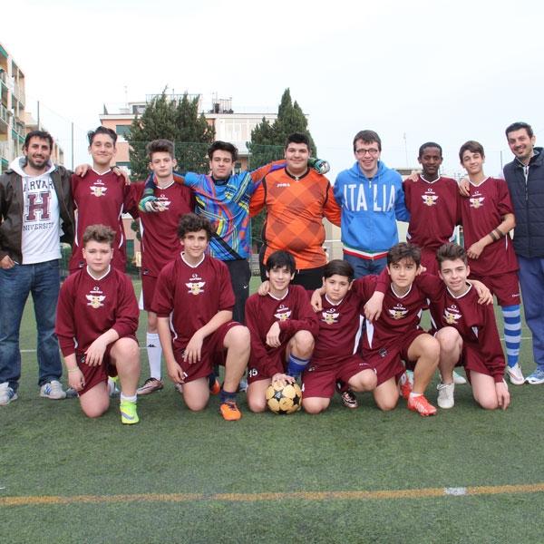 Genova – Giochiamo a pallone a Camaldoli