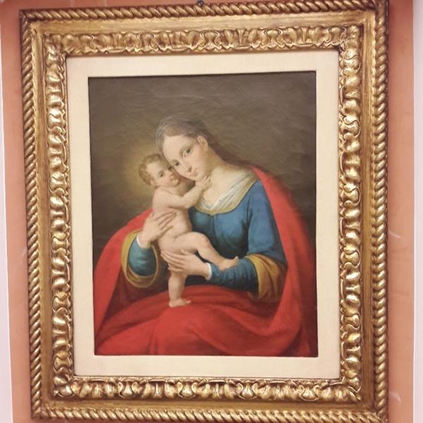 Roma – Benvenuta, Madonna della Divina Provvidenza