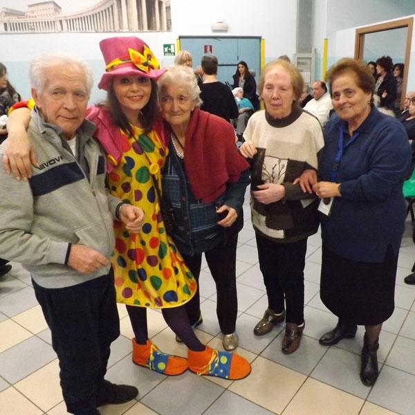 Avezzano – Festa dei Compleanni dei Nonni e di Carnevale